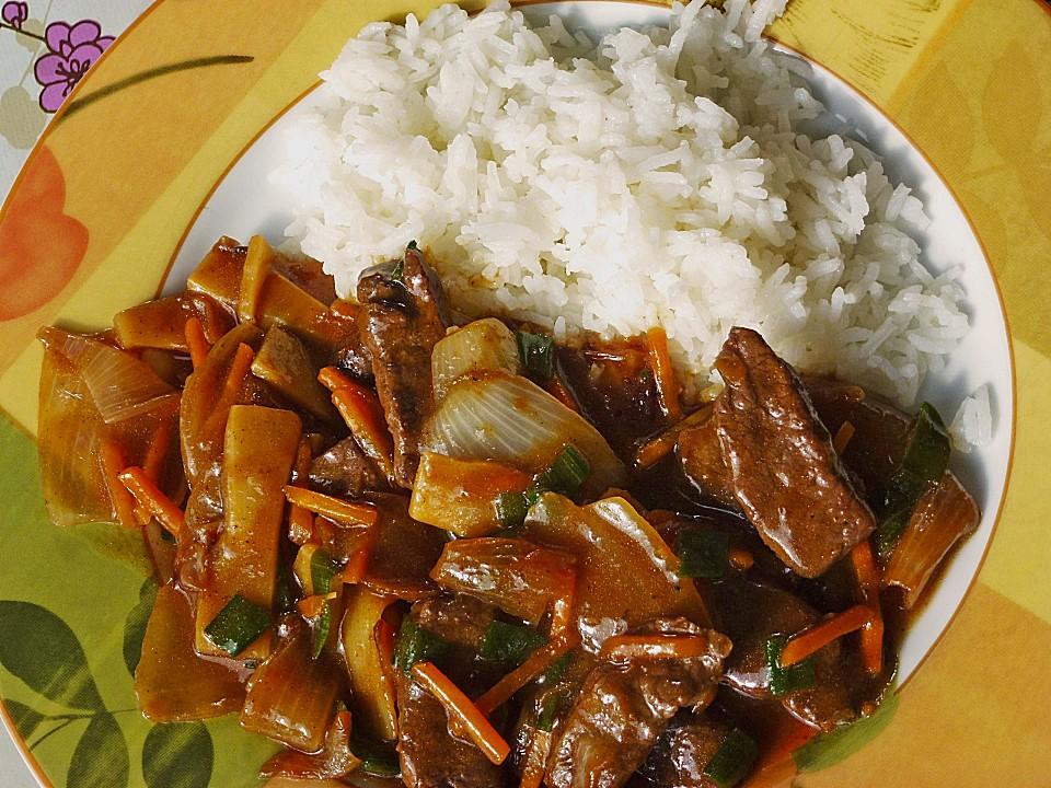 Rindfleisch gerichte Rezepte | Chefkoch.de