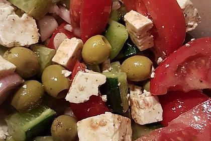 Griechischer Bauernsalat 26