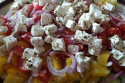 Griechischer Bauernsalat 17