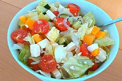 Griechischer Bauernsalat 28