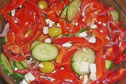 Griechischer Bauernsalat 51