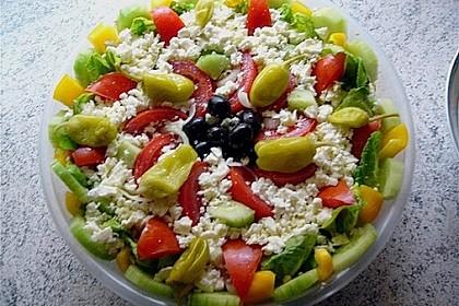 Griechischer Bauernsalat 36