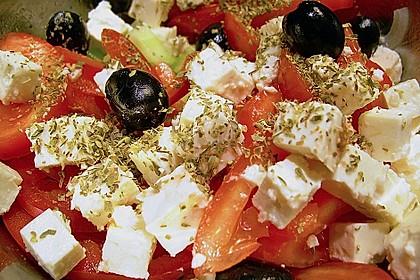 Griechischer Bauernsalat 29