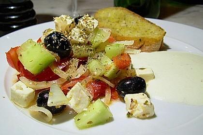 Griechischer Bauernsalat 23