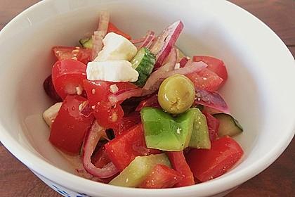 Griechischer Bauernsalat 41