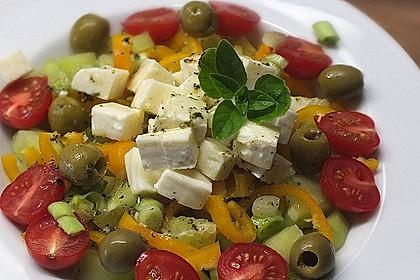 Griechischer Bauernsalat 19
