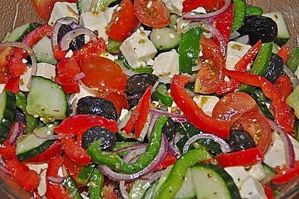 Griechischer Bauernsalat 35