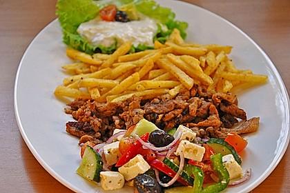 Griechischer Bauernsalat 5