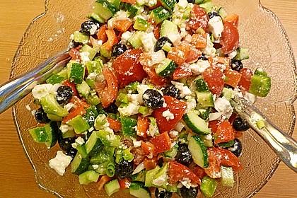 Griechischer Bauernsalat 50
