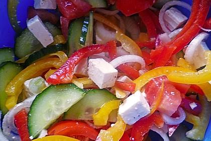 Griechischer Bauernsalat 42