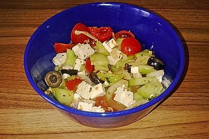 Griechischer Bauernsalat 53
