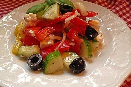 Griechischer Bauernsalat 30