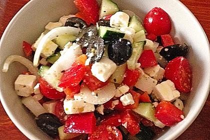 Griechischer Bauernsalat 54