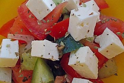Griechischer Bauernsalat 38