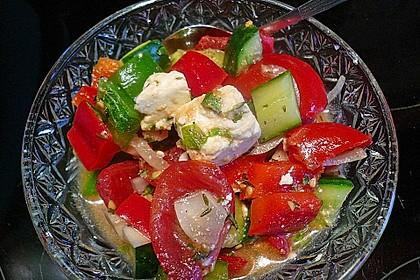 Griechischer Bauernsalat 39