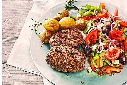 Griechischer Bauernsalat 1