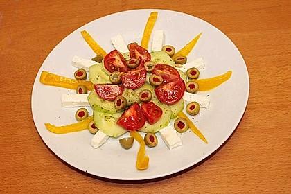 Griechischer Bauernsalat 33