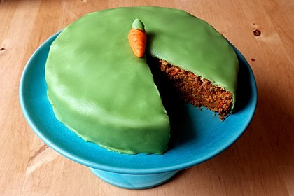 Karottenkuchen 2