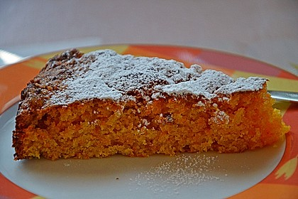 Karottenkuchen 5