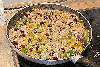 Mexikanischer Reis 6