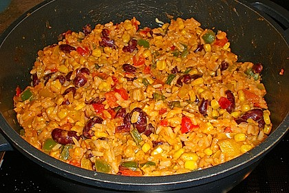 Mexikanischer Reis 3