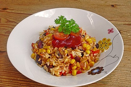 Mexikanischer Reis 1