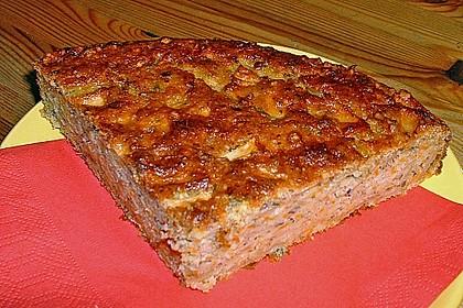 Möhren - Zucchini - Apfel - Kuchen 21