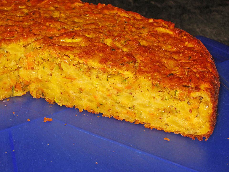 Rezept fur zucchini apfelkuchen