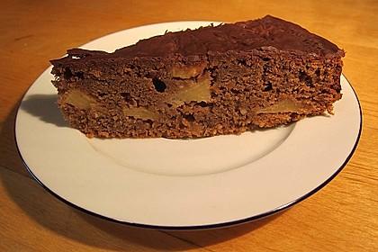 Möhren - Zucchini - Apfel - Kuchen 15