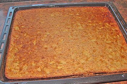 Möhren - Zucchini - Apfel - Kuchen 7