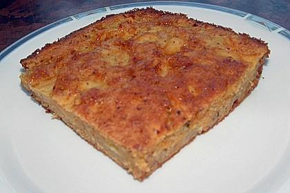 Möhren - Zucchini - Apfel - Kuchen 19