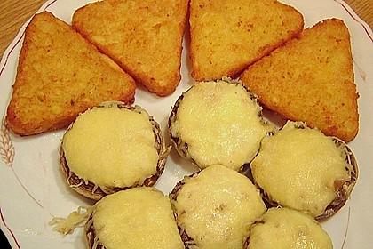 Gefüllte Champignons (vegetarisch) 34
