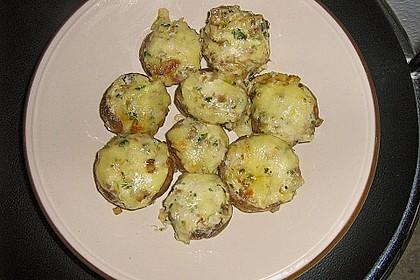 Gefüllte Champignons (vegetarisch) 35