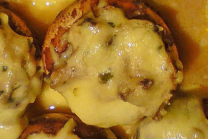 Gefüllte Champignons (vegetarisch) 24