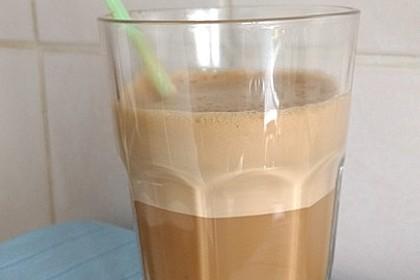 Frappe - griechischer Eiskaffee