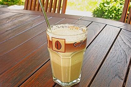 Frappe - griechischer Eiskaffee 2
