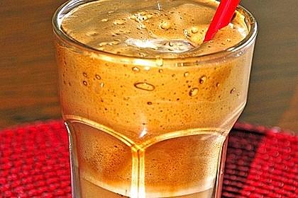 Frappe - griechischer Eiskaffee 4