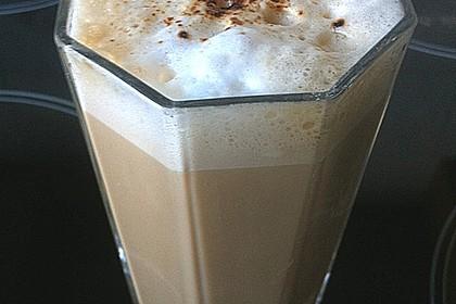 Frappe - griechischer Eiskaffee 3