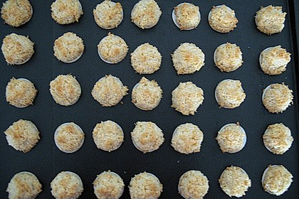 Blitzschnelle Kokosmakronen 10