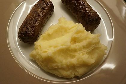Knoblauch - Kartoffelpüree 4