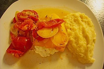 Knoblauch - Kartoffelpüree 3