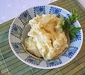 Knoblauch - Kartoffelpüree