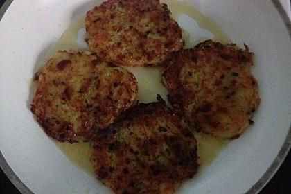 Kartoffelpuffer / Reibekuchen / Reibedatschi 11