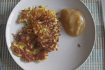 Kartoffelpuffer / Reibekuchen / Reibedatschi 17