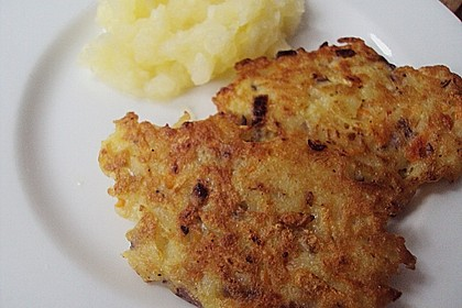 Kartoffelpuffer / Reibekuchen / Reibedatschi 30