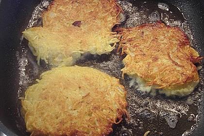 Kartoffelpuffer / Reibekuchen / Reibedatschi 33