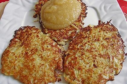 Kartoffelpuffer / Reibekuchen / Reibedatschi 6