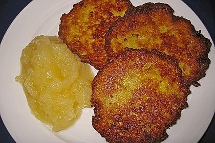 Kartoffelpuffer / Reibekuchen / Reibedatschi 2