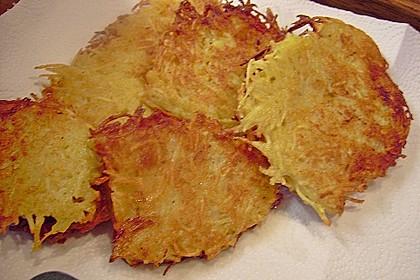 Kartoffelpuffer / Reibekuchen / Reibedatschi 29