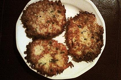 Kartoffelpuffer / Reibekuchen / Reibedatschi 43